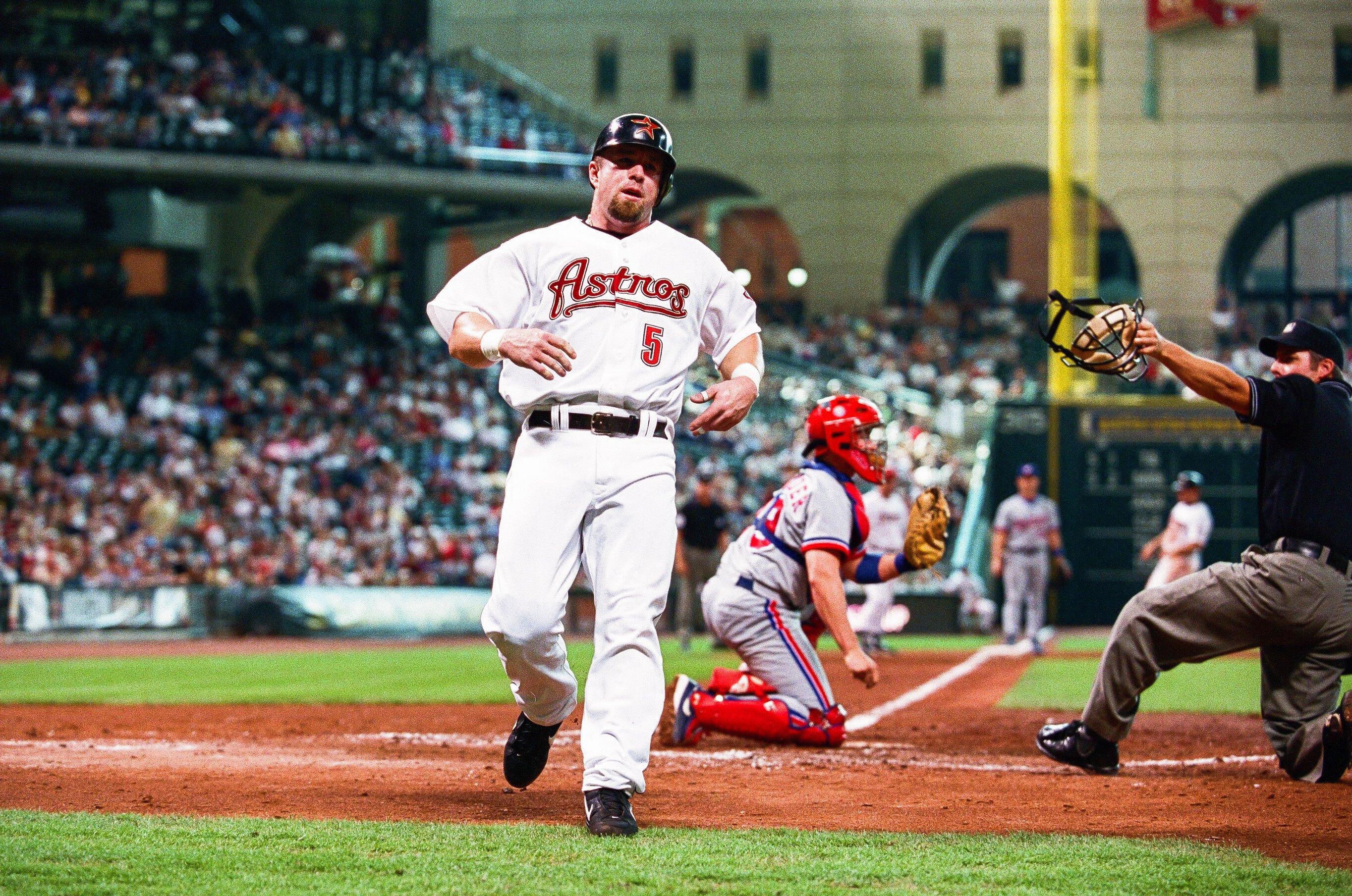 Montreal Expos v Houston Astros