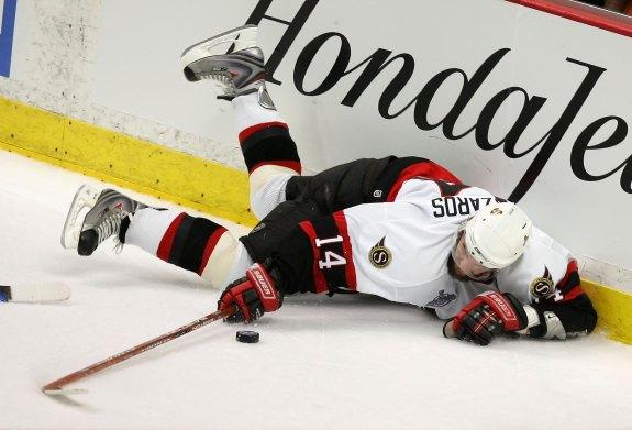 Game 5 – Ottawa Senators v Anaheim Ducks