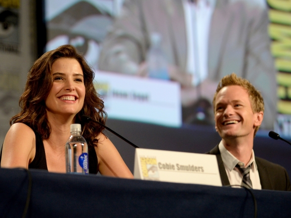 2013 Comic-Con – 20th Television How I Met Your Mother Panel