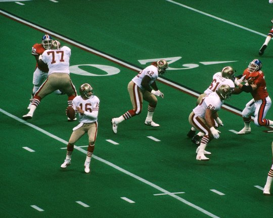 Super Bowl XXlV – San Francisco 49ers v Denver Broncos