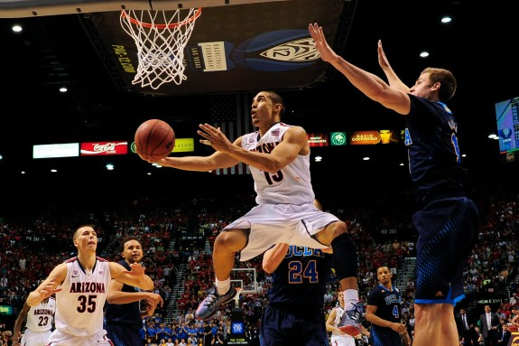 NCAA Basketball: Pac-12 Conference Tournament-Final-Arizona vs UCLA