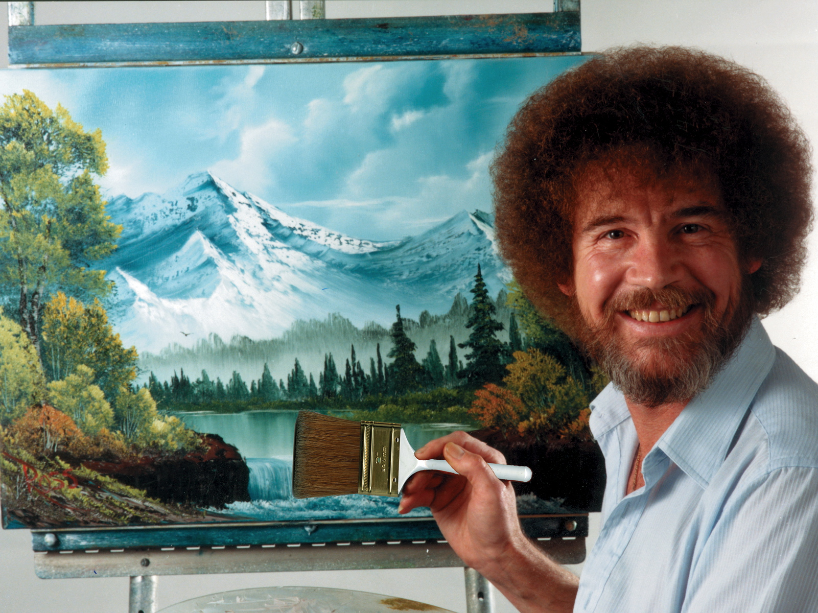 Art History: Where Have All the Bob Ross Paintings Gone?!