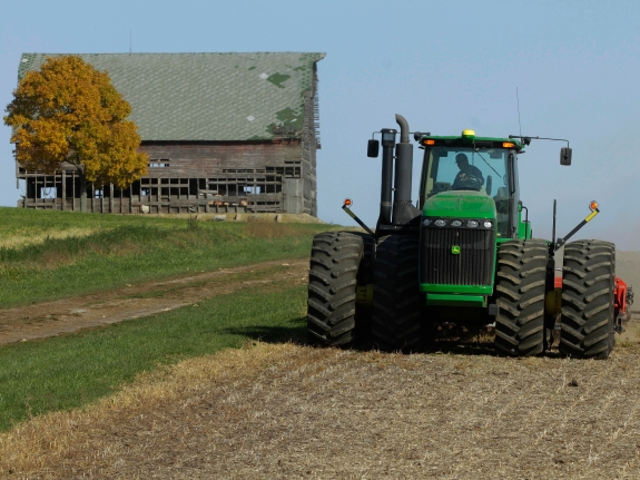Drought Crop Harvest