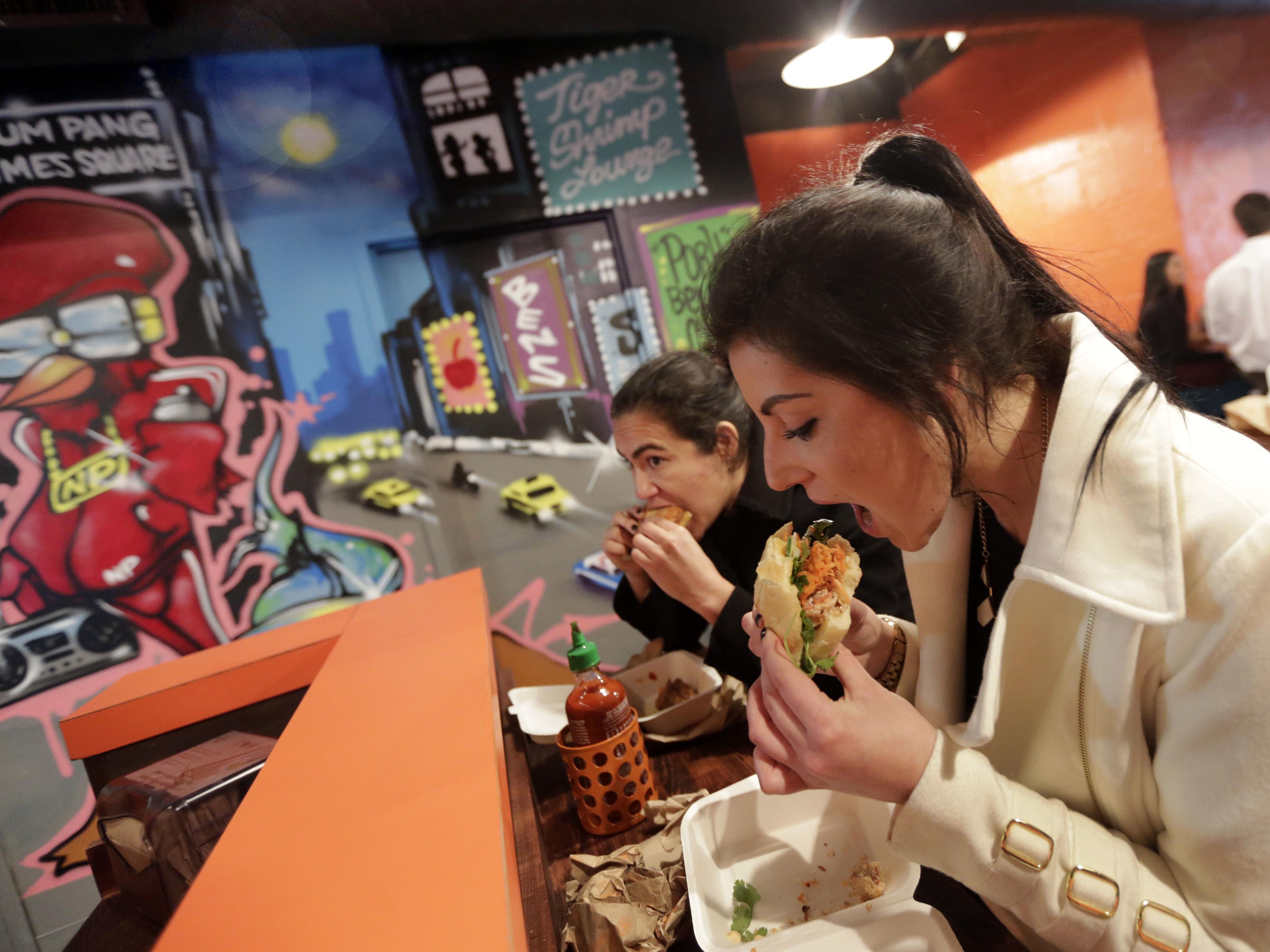 Go For the Food Rockefeller Center