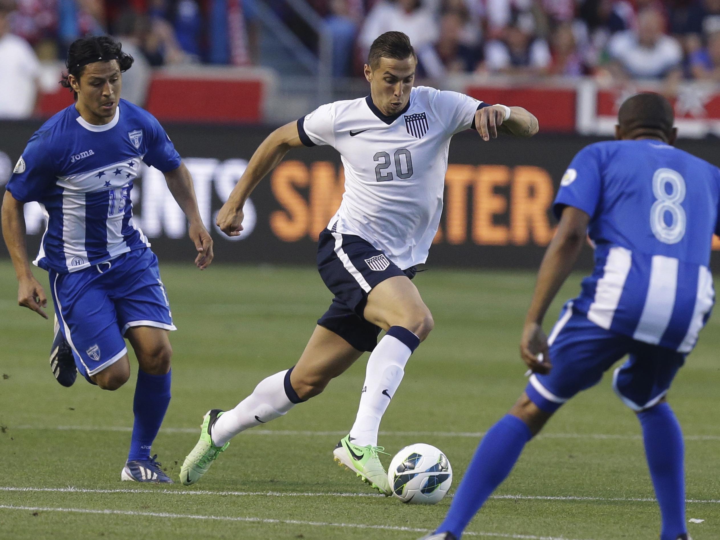 WCup Honduras US Soccer