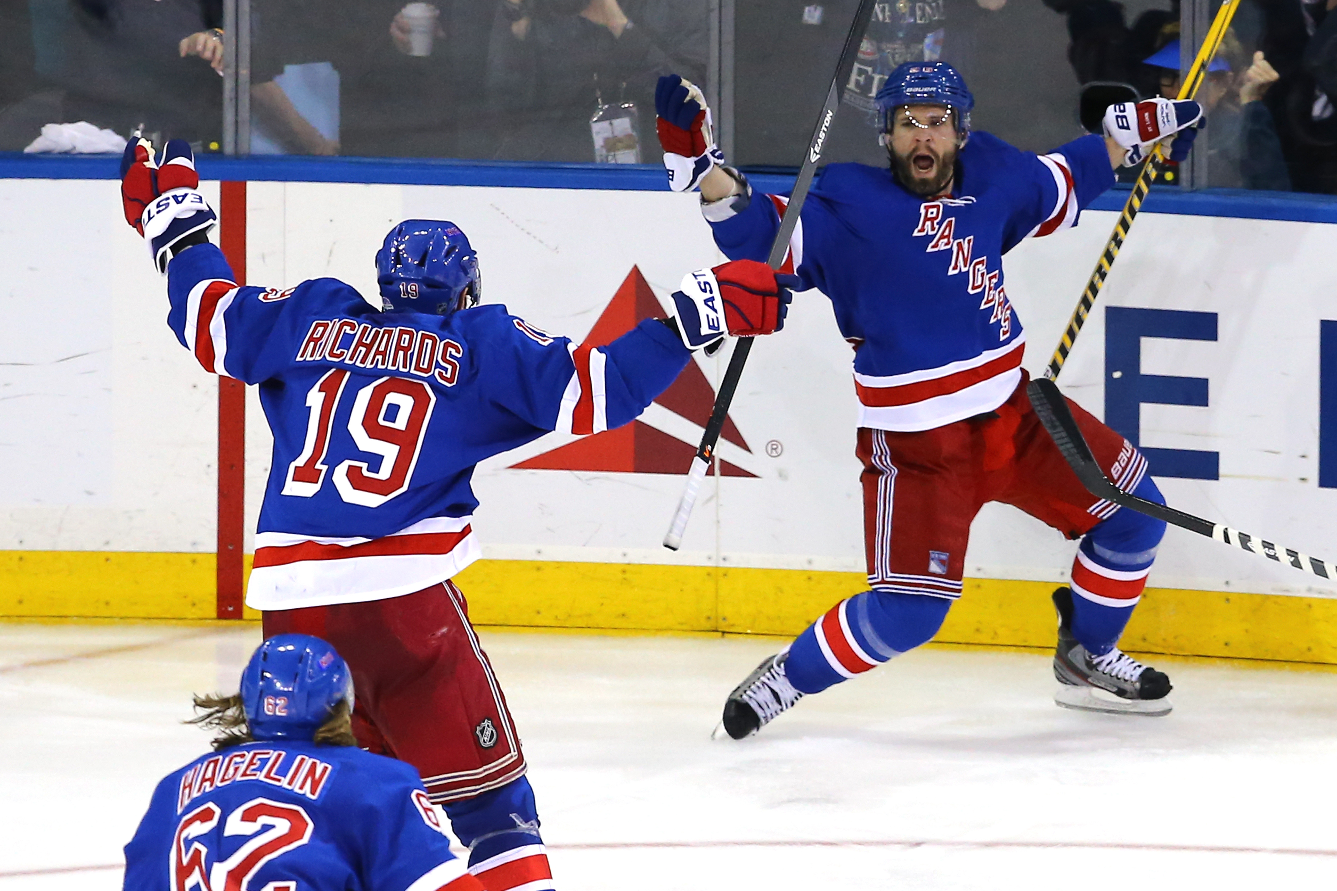 Montreal Canadiens v New York Rangers – Game Four