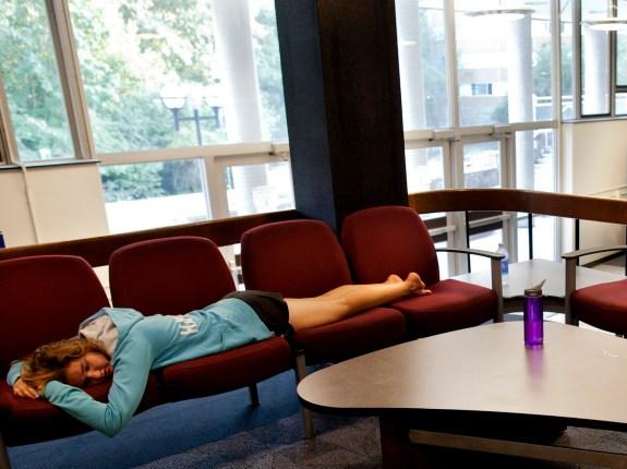 College Students Sleep
