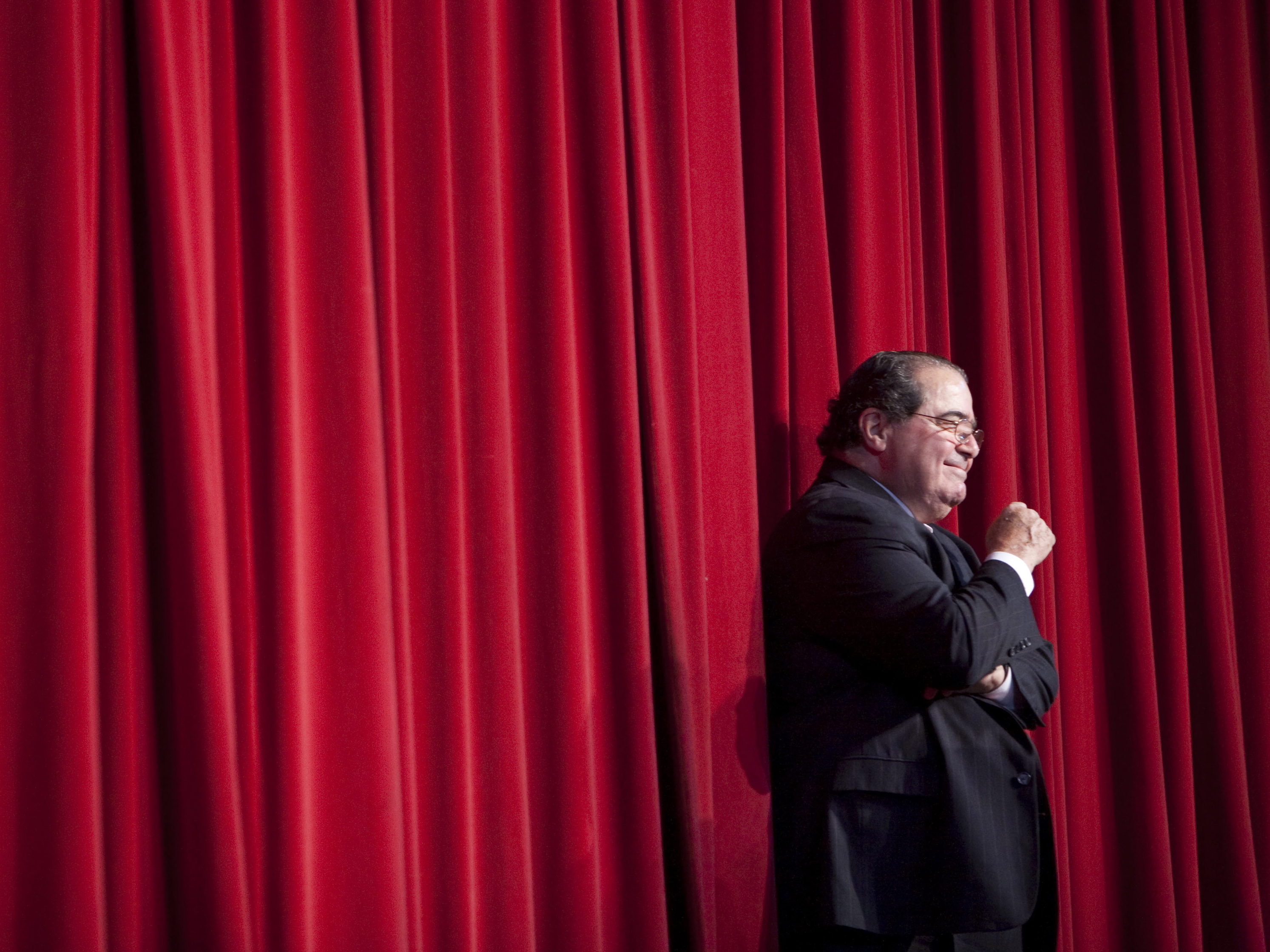 Scalia Speech