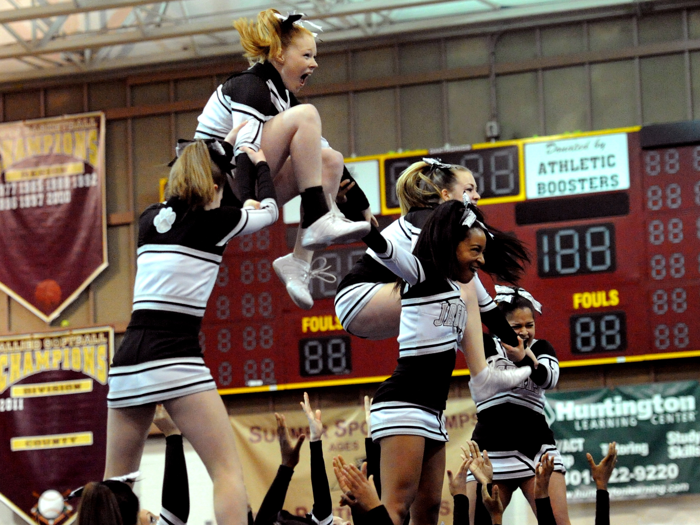 cheerleading is sport essay Outline for persuasive speech specific purpose: to persuade my audience that cheerleading is a sport central idea: argument essay.