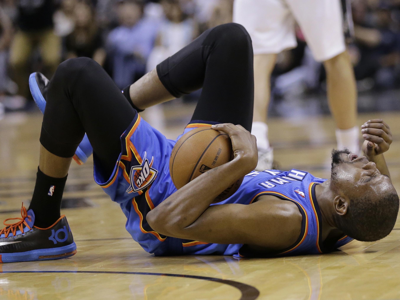 Thunder Spurs Basketball
