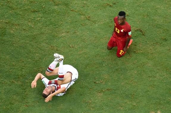 Germany v Ghana: Group G – 2014 FIFA World Cup Brazil