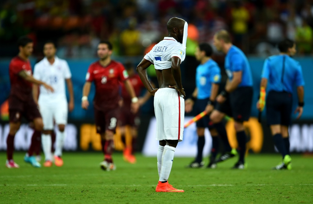 Was the U S  Robbed Against Portugal? It Depends on What