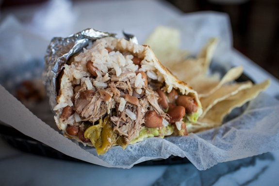 Bell Street Burrito