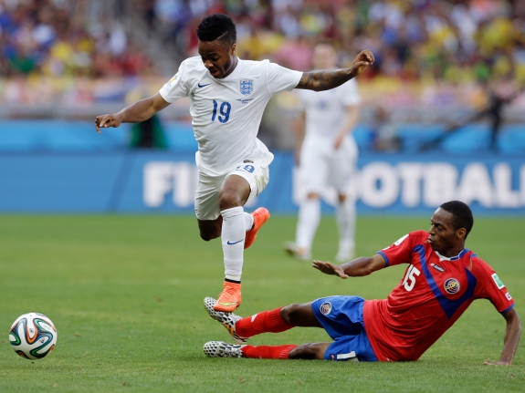 Brazil Soccer WCup Costa Rica England