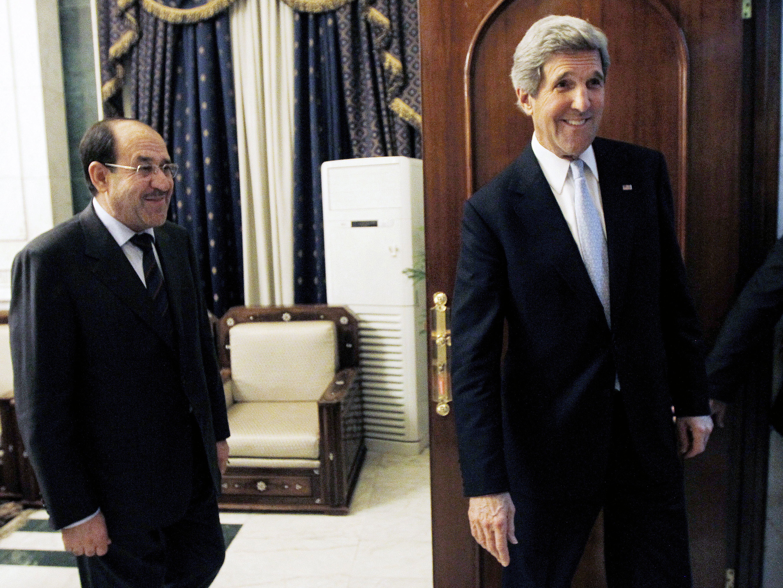 Mideast Iraq Kerry