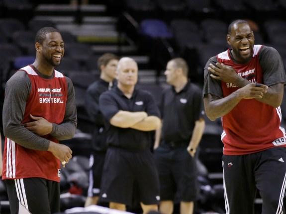 NBA Finals Heat Basketball