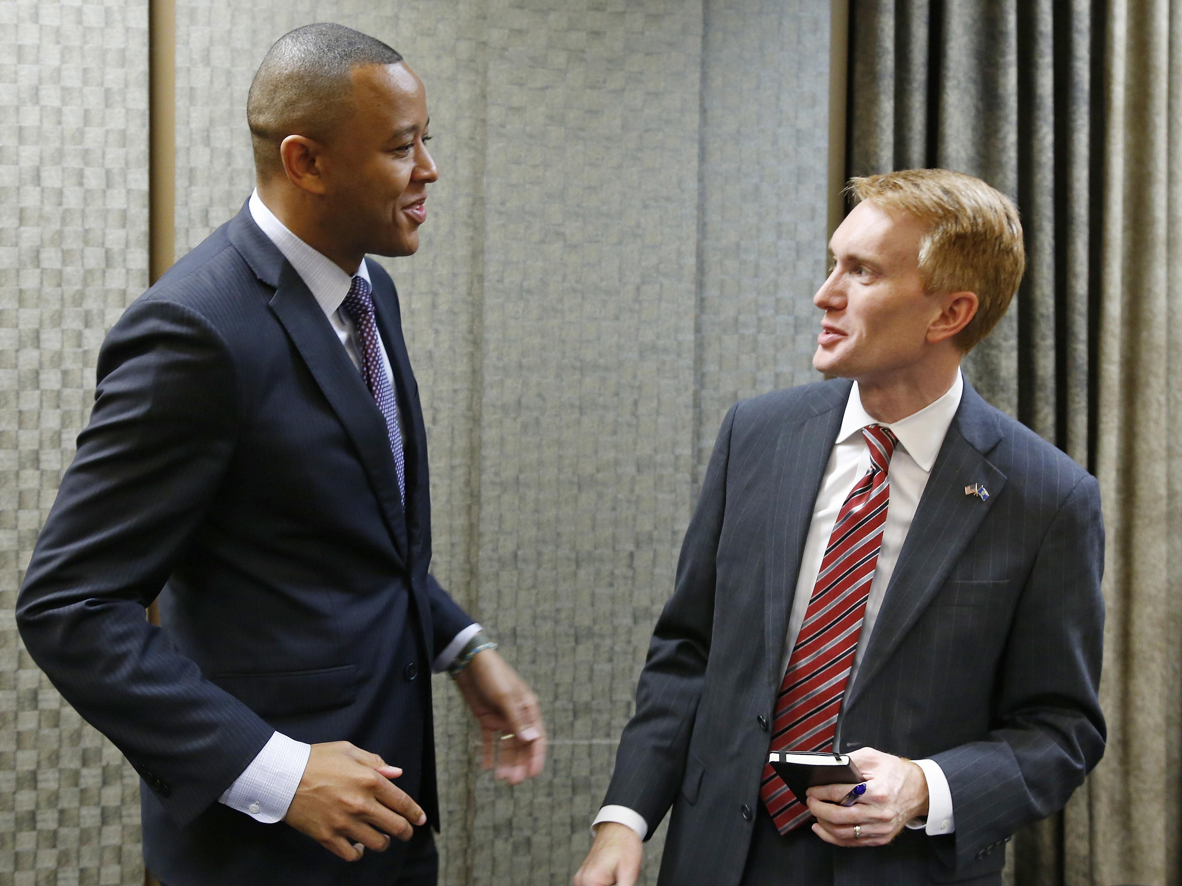 Oklahoma Election Senate Debate