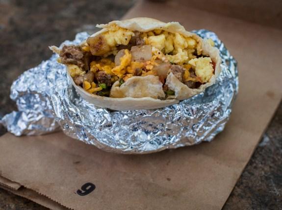 Breakfast Burritos Anonymous
