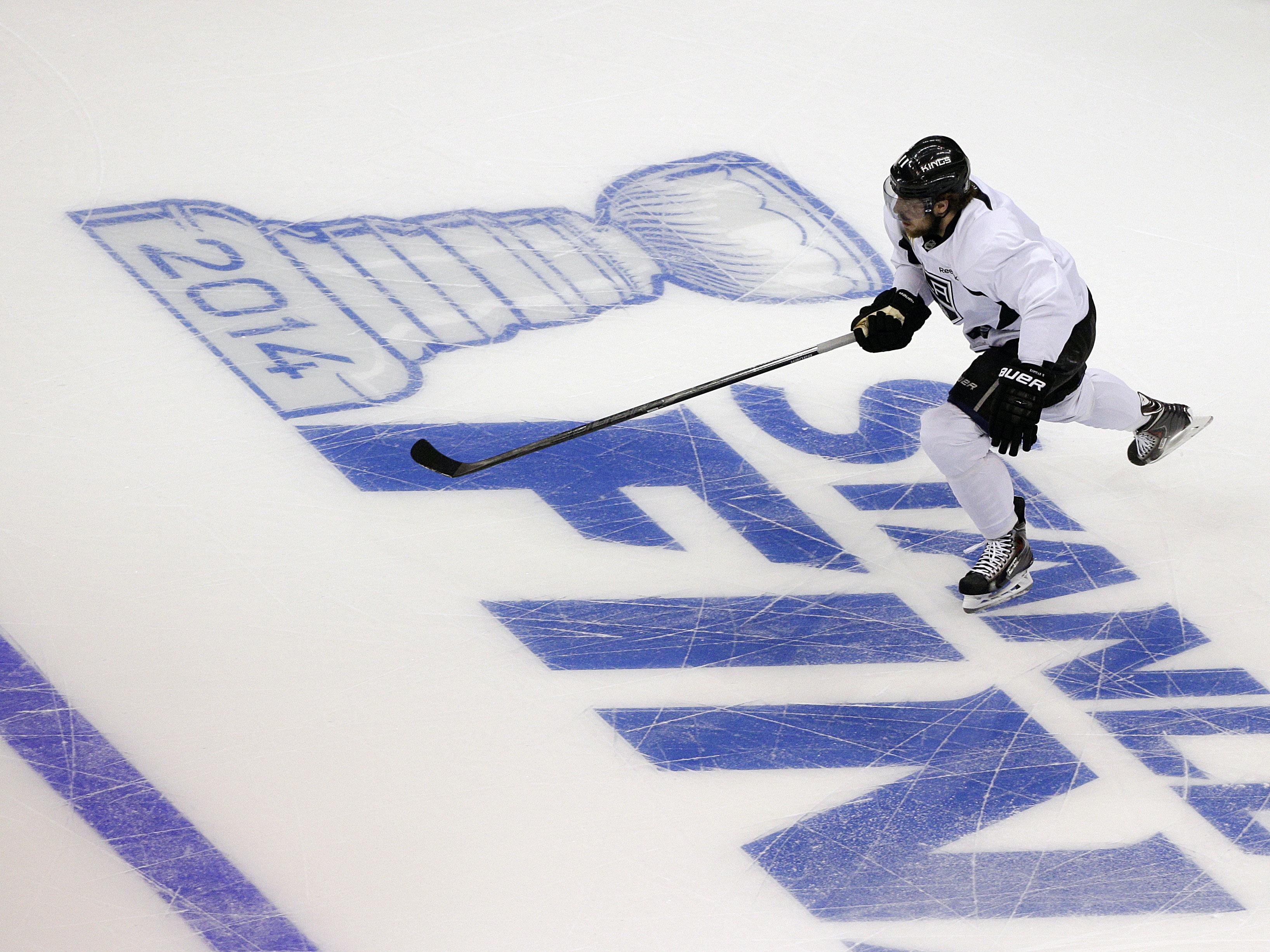 Stanley Cup Kings Hockey