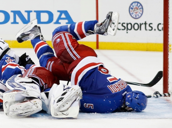 Stanley Cup Kings Rangers Hockey