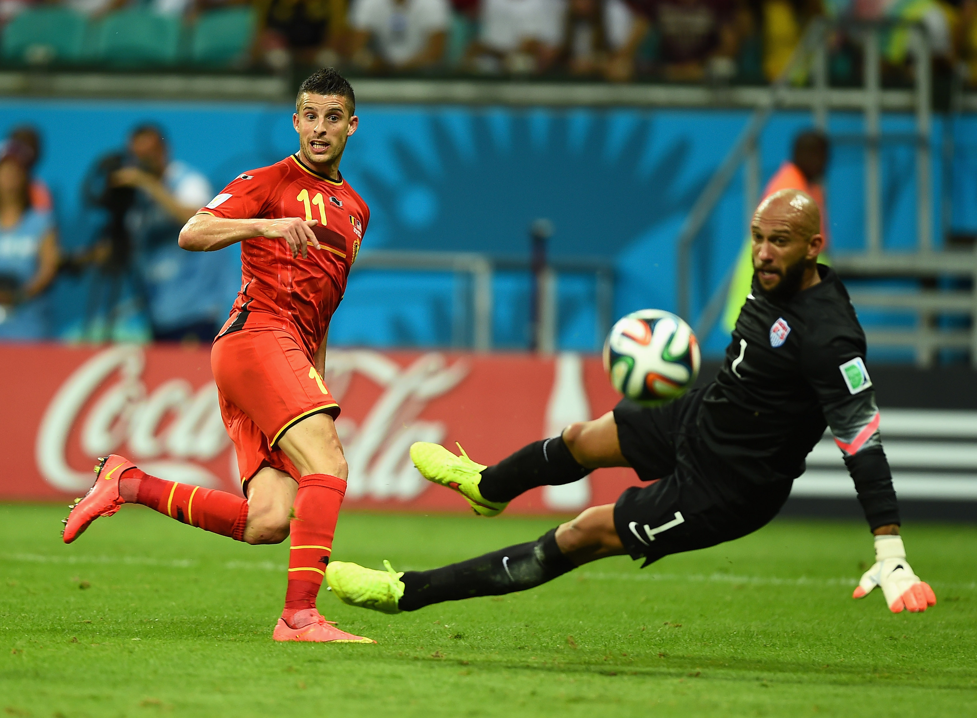 1H v 2G: Round of 16 – 2014 FIFA World Cup Brazil