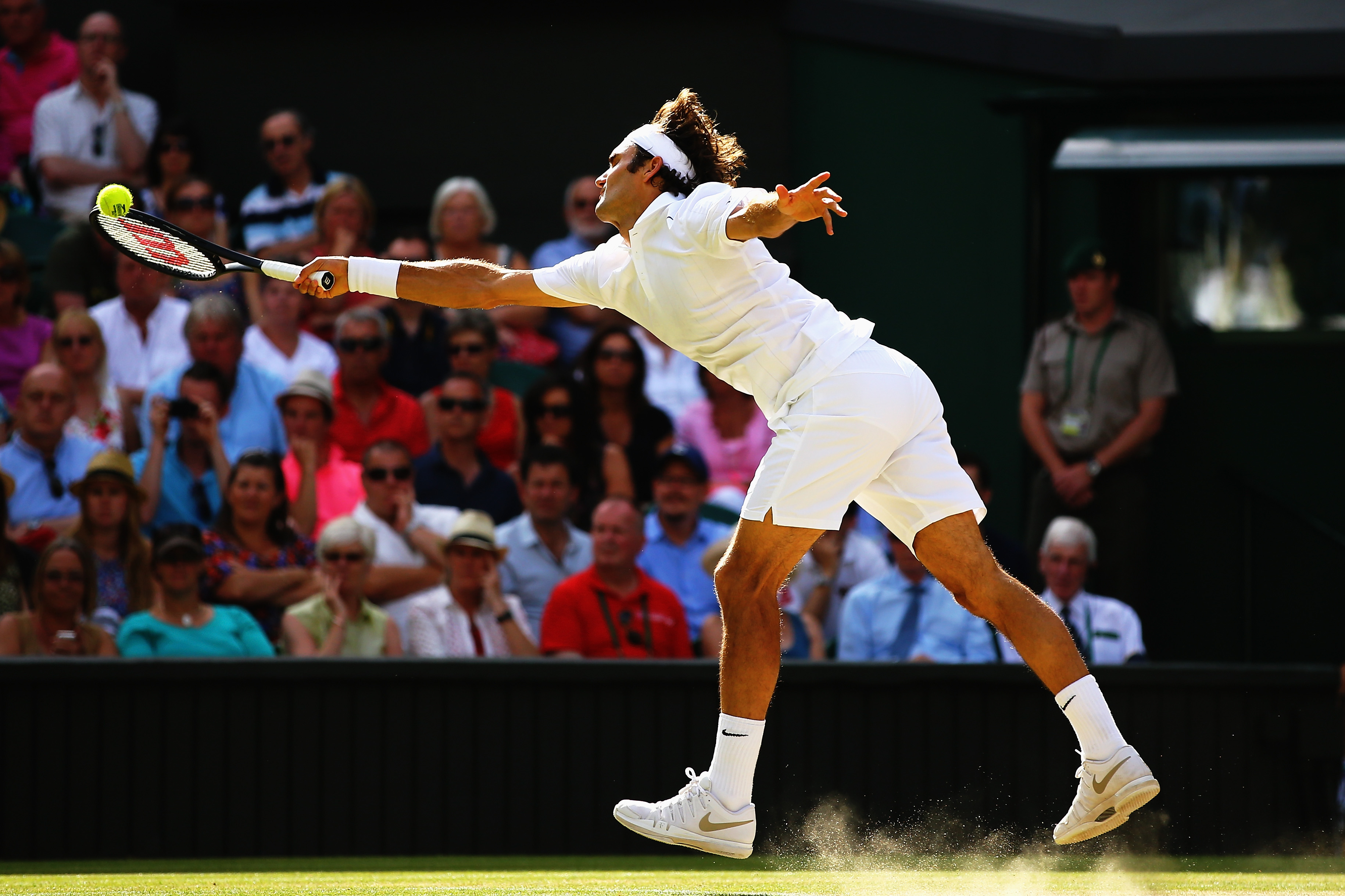 Day Eleven: The Championships – Wimbledon 2014