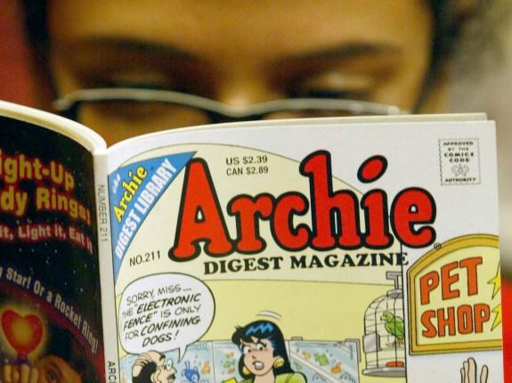 Archie Comics Feud