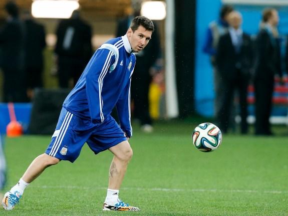 Brazil Soccer WCup Argentina