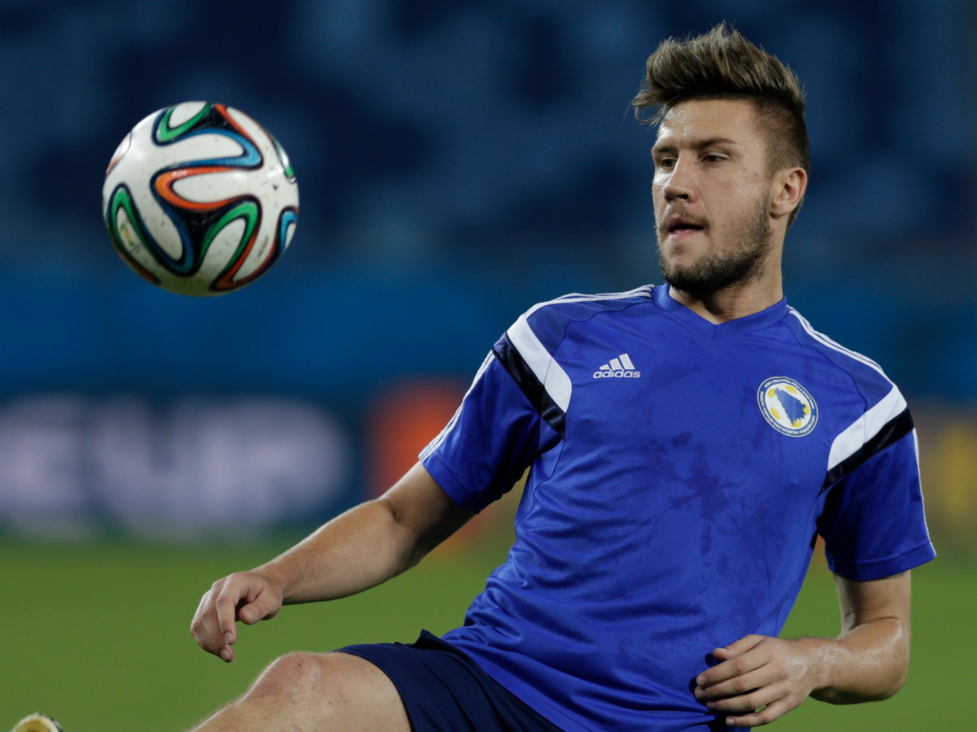 Brazil Soccer WCup Bosnia