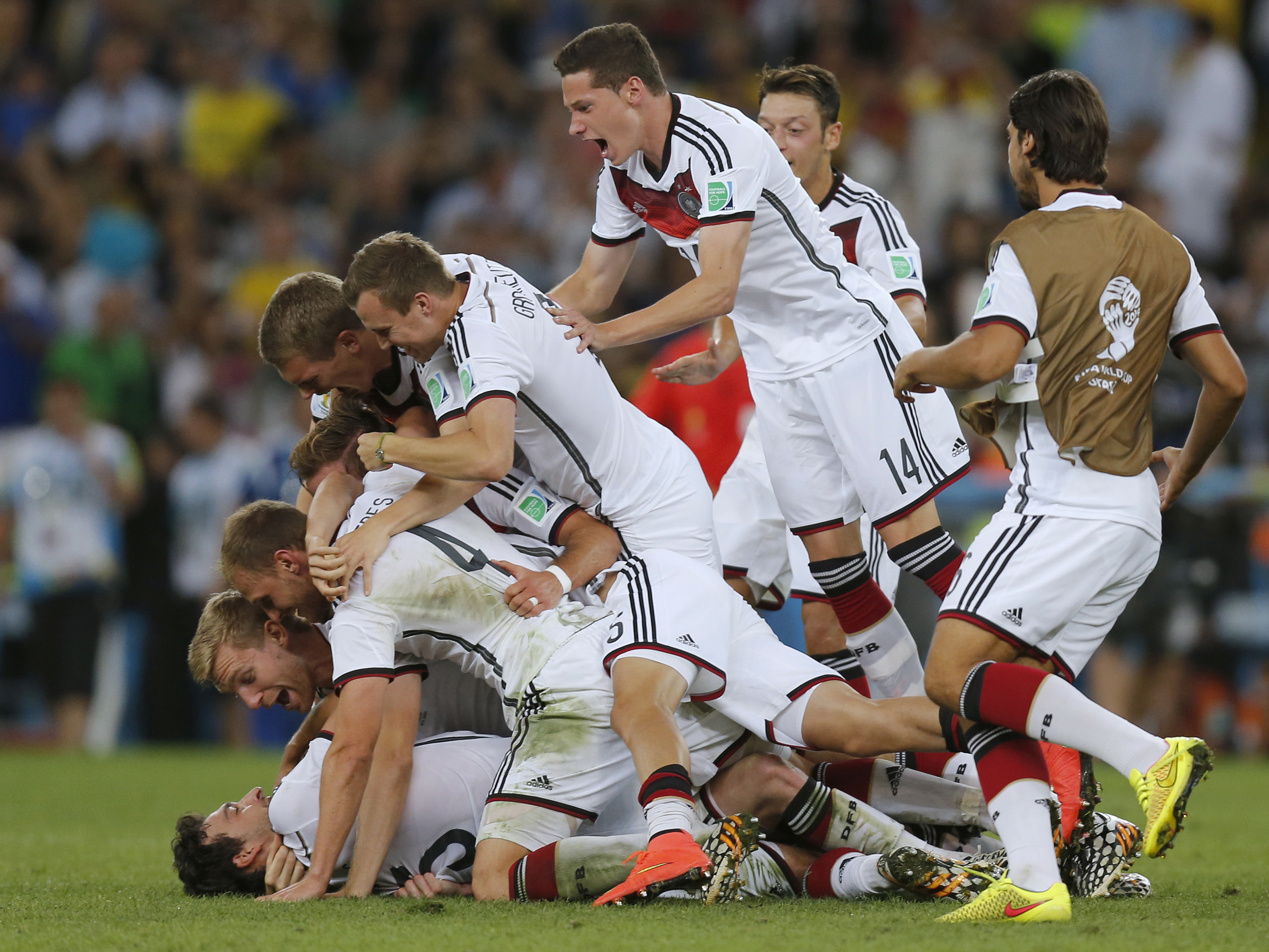 Germany May Be the Best National Soccer Team Ever