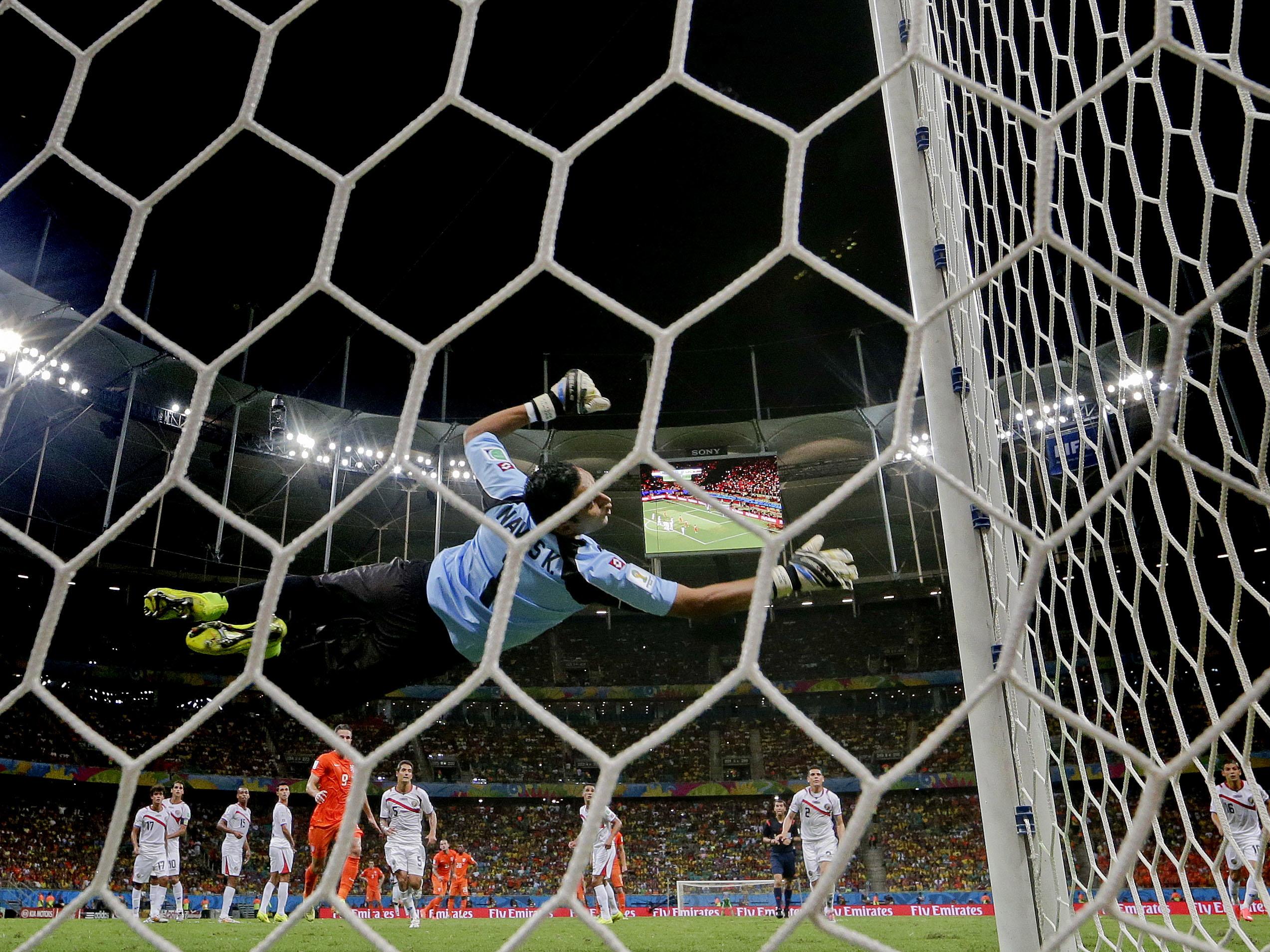 Brazil Soccer WCup Netherlands Costa Rica