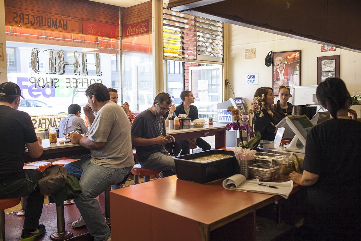 HRD Coffee Shop