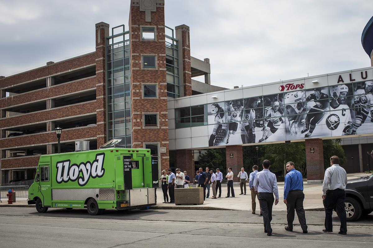 Lloyd's Taco Truck