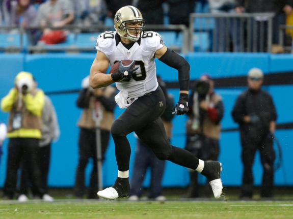 Saints Panthers Football