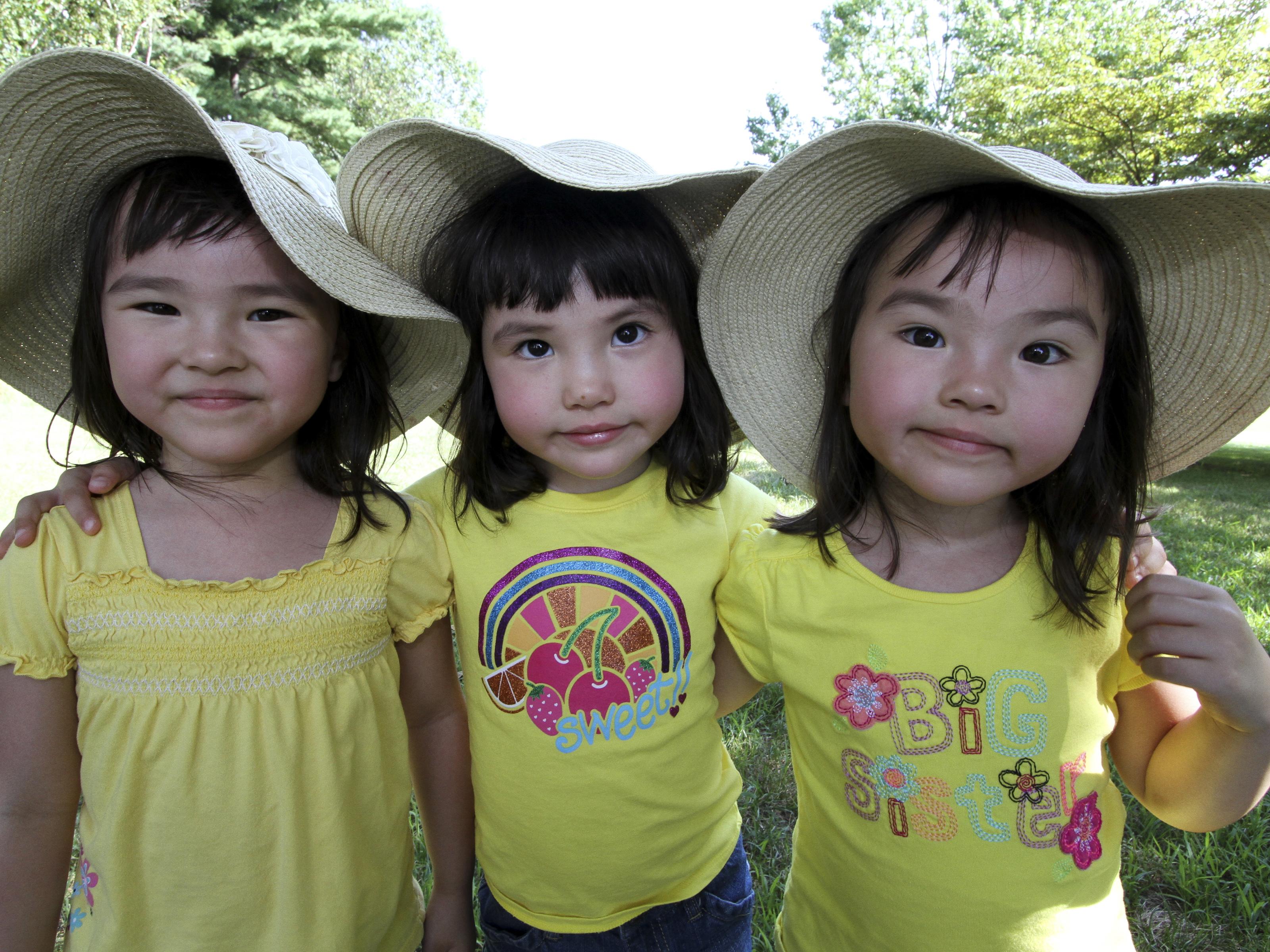 Triplet Convention
