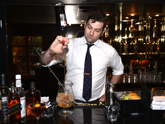 Johnnie Walker and Brooks Brothers present Mad Men Cast and Crew Wrap Party