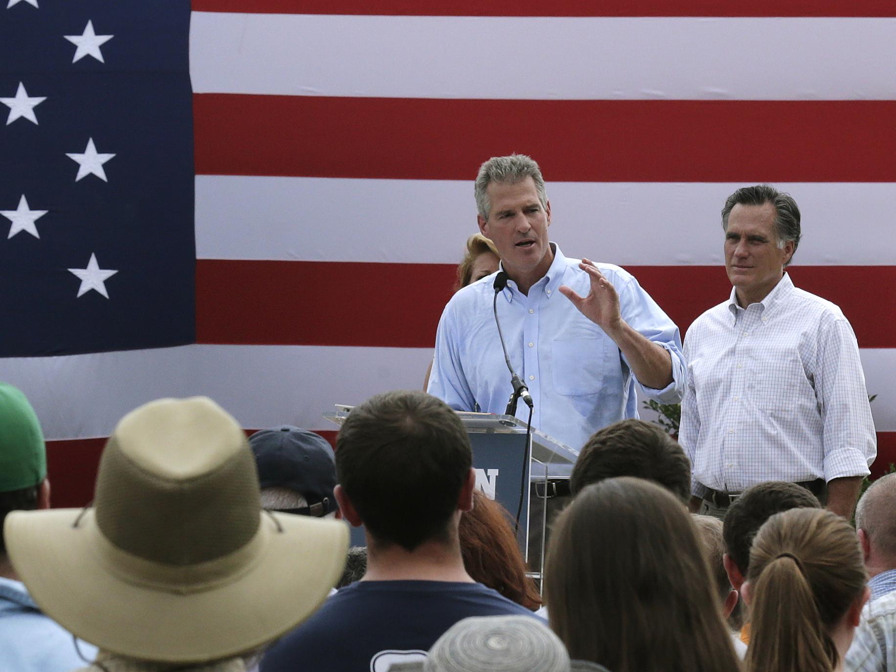 Romney New Hampshire