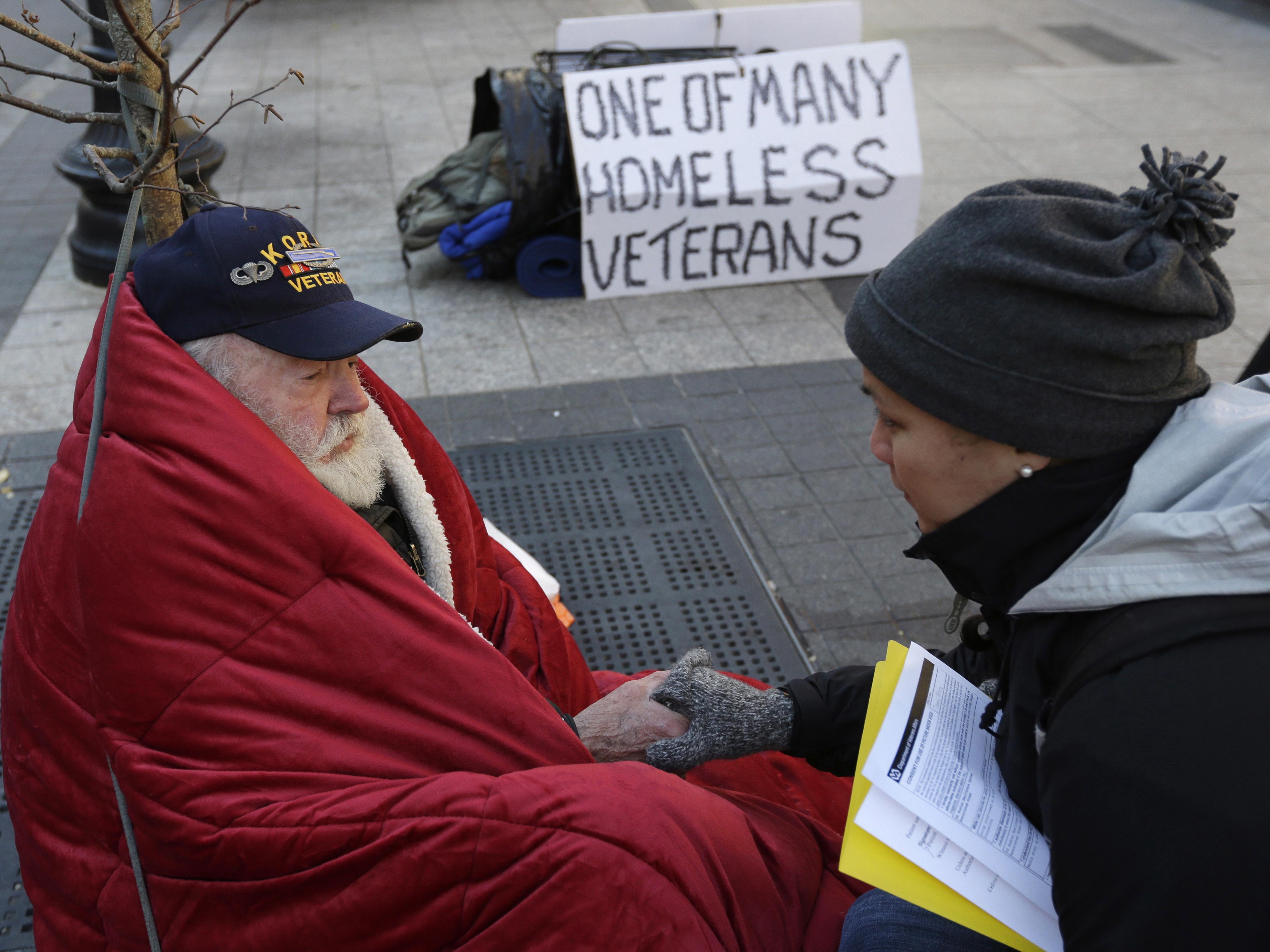 Veterans-Homelessness
