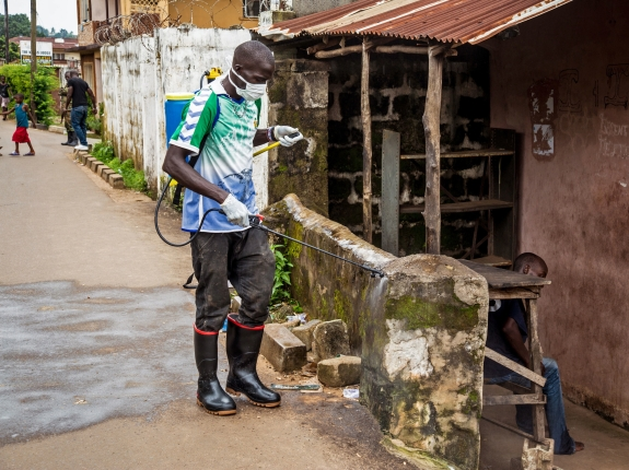 Sierra Leone Ebola Estimates
