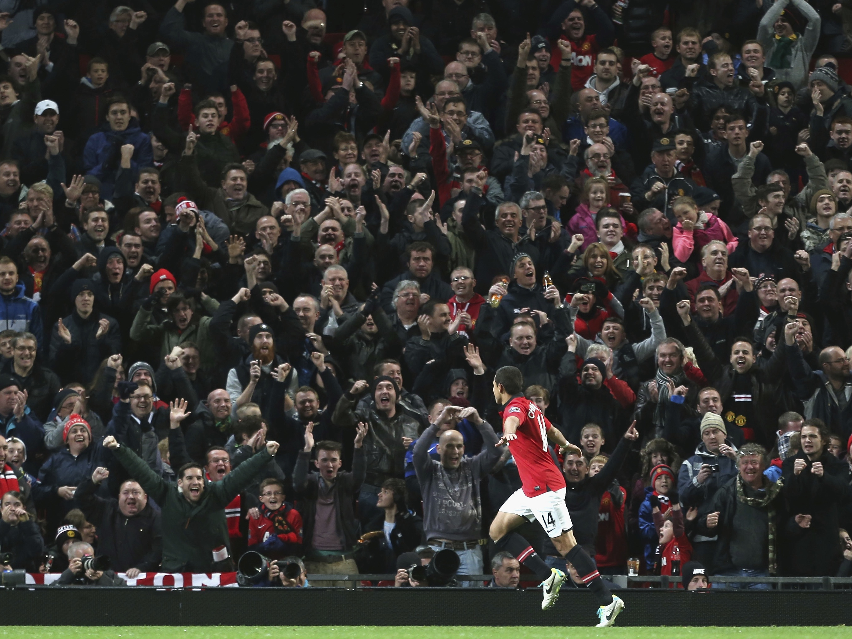 Manchester United v Norwich City – Capital One Cup Fourth Round