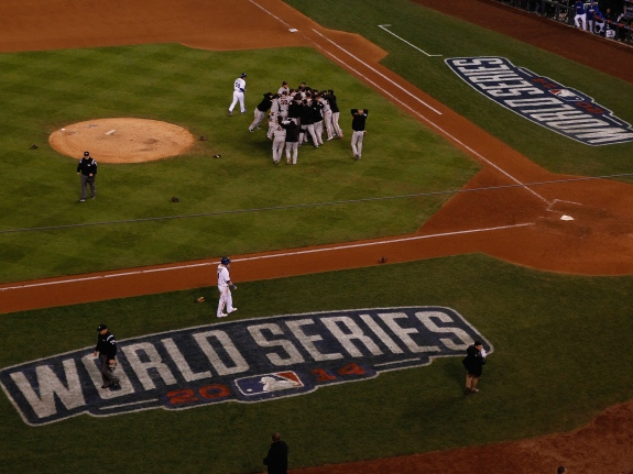 World Series – San Francisco Giants v Kansas City Royals – Game Seven