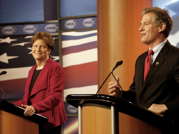 Senate New Hampshire Debate