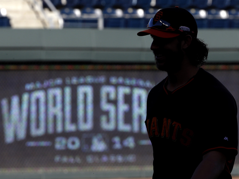 World Series Giants Royals Baseball
