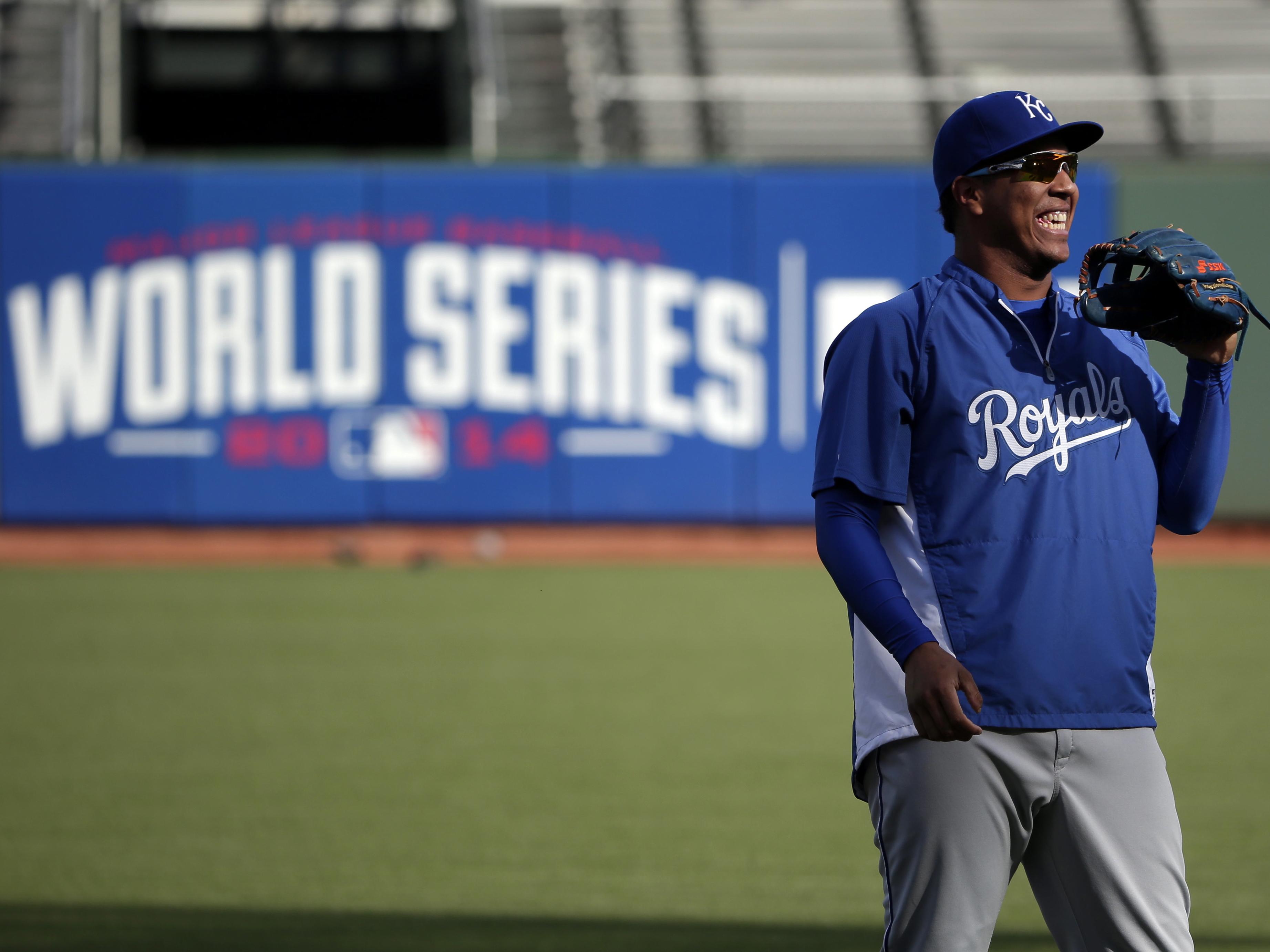 World Series Royals Giants Baseball