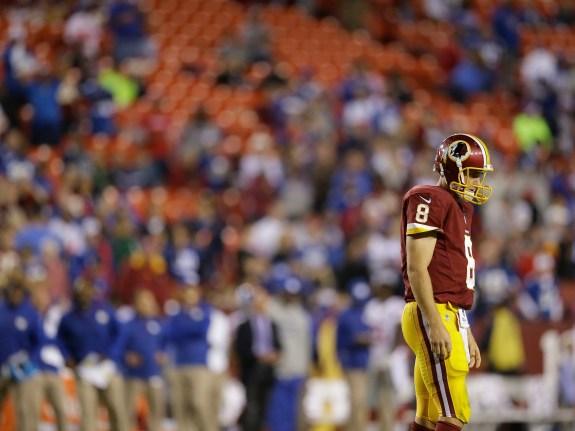 Giants Redskins Football