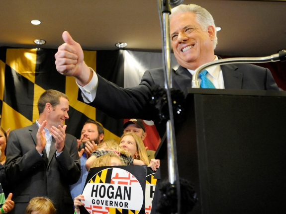 Governor Maryland