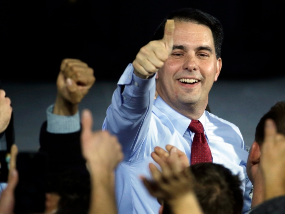Governor Wisconsin