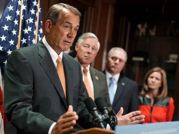 Islamic State Boehner