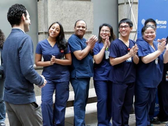 NYC Ebola Doctor