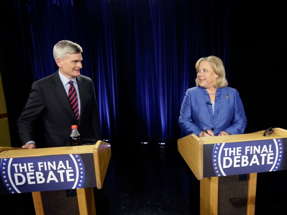 Senate Louisiana Debate